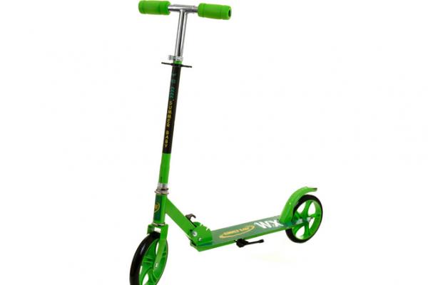 Hulajnoga miejska WX zielona Summer Baby