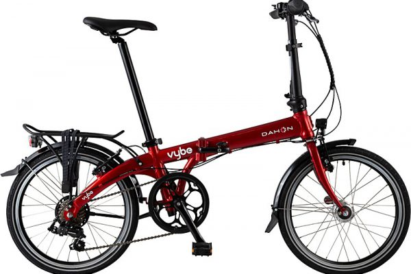 Rower składak  BBF DAHON VYBE