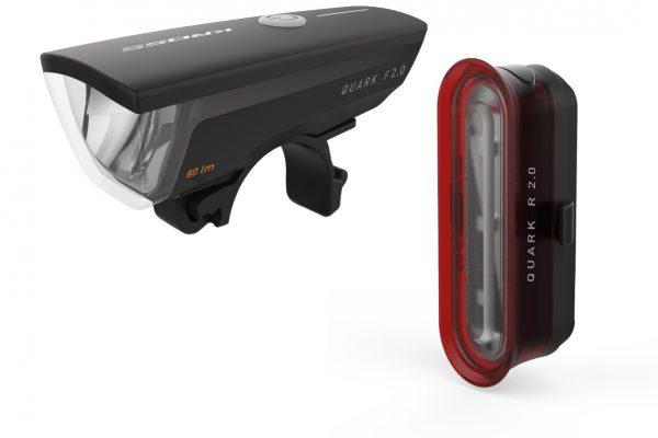 Zestaw Oświetlenia QUARK SET 2.0 USB