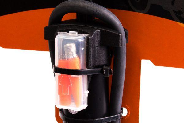 Pompka BEE ZF-042 serwisowa z manometrem
